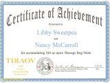 Service Animal Certificate Template Elegant Service Dog Certificate Template Best Templates
