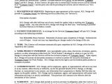 Service Contract Template Pdf Service Contract Template 5 Download Free Documents In