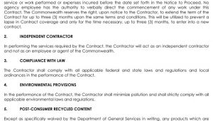 Service Contract Terms and Conditions Template Terms and Conditions Templates to Write Polices for Your