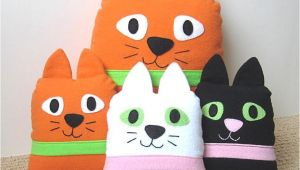 Sewing Templates for Stuffed Animals Meow Stuffed Animal Sewing Patterns for Kids Of All Ages