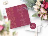 Shaadi Ke Card Ke Flower Bespoke Wedding Invitations Saifee Creations