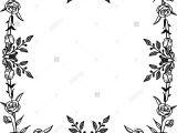 Shaadi Ke Card Ke Flower Wedding Card Black and White Stock Photos Images Alamy