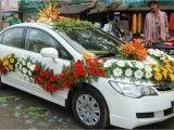 Shaadi Ke Card Se Flower Banana Dulhe Ki Gadi Sajawat Car Sajawat Wedding Car Decoration