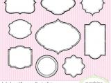 Shape Templates for Scrapbooking 12 Best Scrapbooking Frame Templates Images On Pinterest