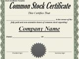 Share Certificate Template Pdf 21 Stock Certificate Templates Free Sample Example