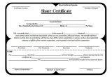 Shareholder Certificate Template 21 Share Stock Certificate Templates Psd Vector Eps