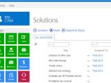 Sharepoint Crm Template Helpdesk Crm Support Crm Sharepoint software Bpa solutions