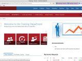 Sharepoint Hr Template Office 365 Sharepoint Training Portal Application