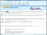 Sharepoint Knowledge Base Template 2013 Sharepoint Knowledge Base Template 2013 Choice Image