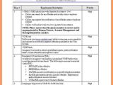 Sharepoint Requirements Template Requirements Gathering Template Free Download