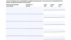 Short Term Business Plan Template 8 Short Business Plan Templates Sample Templates