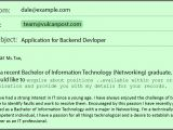 Should You Turn In A Resume with A Job Application Common Job Application Mistakes In Emails Resumes by Job