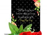 Simple and Easy Greeting Card A Sweet Bouquet Rose Day Greeting Card 2 Red Roses Hamper
