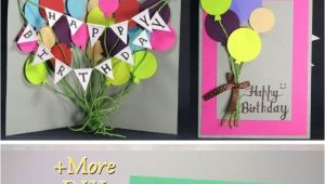 Simple Card Ideas for Birthdays 22 Easy Unique and Fun Diy Birthday Cards to Show them