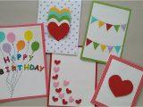 Simple Card Kaise Banate Hai 5 Cute Easy Greeting Cards Srushti Patil