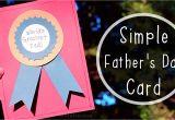 Simple Card Kaise Banta Hai Simple Father S Day Card Tutorial D