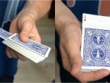 Simple Card Tricks Step by Step Rising Card Trick Tutorial Card Tricks Magic Tricks