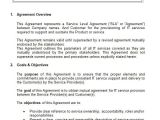 Simple Contract for Services Template Free Service Level Agreement 17 Download Free Documents In
