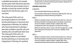 Simple Farm Business Plan Template Farm Business Plan Template 9 Free Sample Example