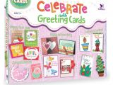 Simple Greeting Card for New Year toykraft Card Making Kits Celebrate with Greeting Cards for 7 Year Olds and Above