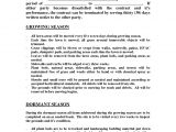 Simple Lawn Care Contract Template Lawn Maintenance Contract Images Lawn Maintenance