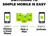 Simple Mobile Sim Card Walmart Simple Mobile Lg Rebel 4 Prepaid Smartphone