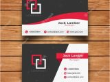 Simple Name Card Template Free Name Card Vectors S and Psd Files
