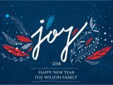 Simple New Year Card Design 6 Free Printable New Year Cards for Friends and Family
