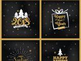Simple New Year Card Design 60 Invitation 038 Greeting Card Mockup Designs Layerbag