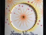 Simple New Year Card Design Stampin Up S It S A Celebration Stamp Set From the 2016