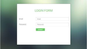 Simple PHP Page Template 7 Free PHP Login form Templates to Download Free