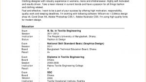 Simple Resume for Job Application Pdf 10 Sample Cv for Job Application Pdf Basic Job Appication