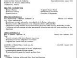 Simple Resume format for Undergraduate Students Sample Resumes for Internships for College Students