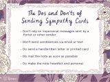 Simple Words to Write In A Sympathy Card Examples Of Sympathy Card Messages
