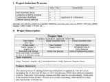Six Sigma Black Belt Project Template Six Sigma Project Charter Purdue University Free Download