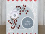 Sizzix Card Flower and Circle Drop-ins November 2015 Elina Stromberg