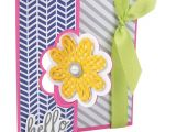 Sizzix Card Flower and Circle Drop-ins Sizzix Tupelodesignsllc
