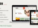 Skeleton Responsive Template themeforest Codecanyon May 39 S Free File Of the Month