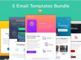 Sketch Email Template 5 Email Templates Bundle Sketch Email Templates