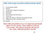 Skillsusa Job Interview Resume List Automotive Skills Resume