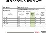 Slo Template Ohio Designing Student Growth Measures for Cte Ppt Download