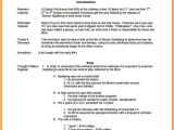 Slp Contract Template 10 Speech Examples for Elementary Students Pdf Examples