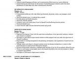 Slp Contract Template Speech Pathologist Resume Samples Velvet Jobs Speech