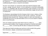 Small Business Employee Contract Template Creating A Non Compete Contract for Your Employees