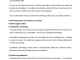 Small Business Marketing Plan Template Annual Marketing Plan Template Free Word Pdf Documents