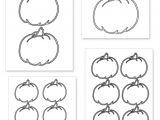 Small Halloween Pumpkin Templates Pumpkin Outline Printable Clipartion Com