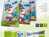 Soccer Team Brochure Template 17 soccer Templates Psd Ai Eps Cdr format Download