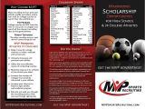 Soccer Team College Recruiting Brochure Template Recruiting Faq S Mvp Sports Recruiting
