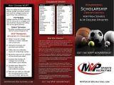 Soccer Team College Recruiting Brochure Template Recruiting Faq S Mvp Sports Recruiting