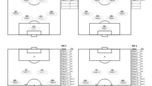 Soccer Team Positions Template soccer Roster Template for Excel